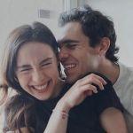 Aurora Ramazzotti e il fidanzato Goffredo Cerza: 'Andiamo a convivere'