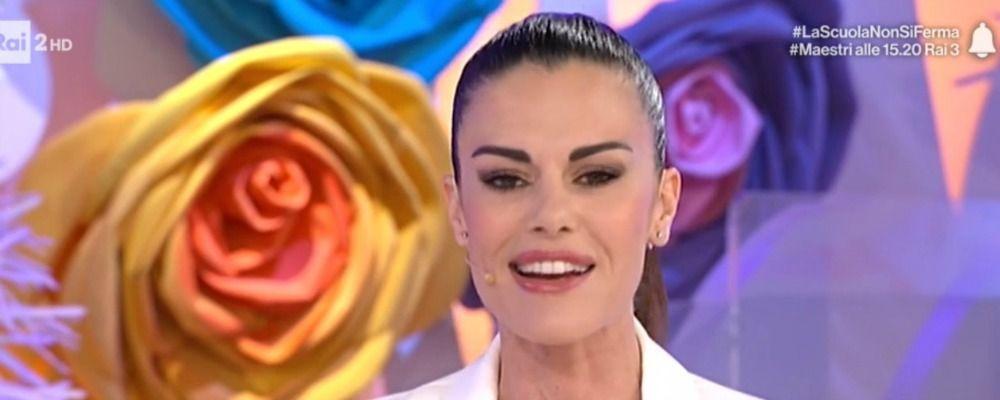 Detto Fatto, Bianca Guaccero torna in tv dopo due mesi: 'Un onore e un onere'