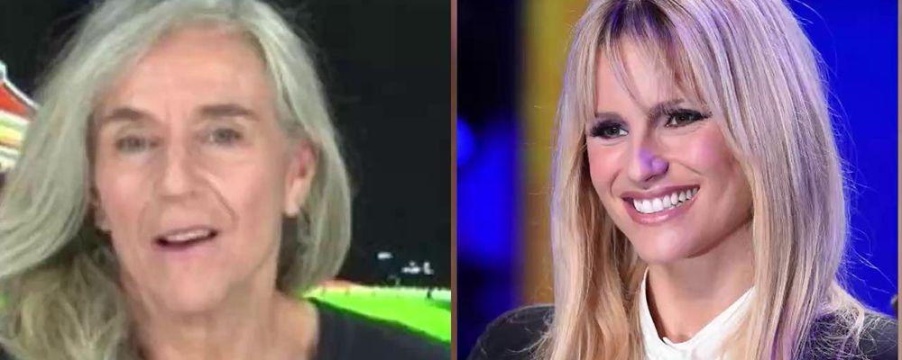 """Striscia la Notizia, Giovanna Botteri: """"Cara Michelle, per fortuna non dobbiamo fare pace"""""""