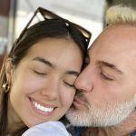 Gianluca Vacchi e la prima foto del pancino di Sharon Fonseca
