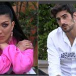 Uomini e Donne, il confronto tra Giovanna Abate e Alessandro Graziani