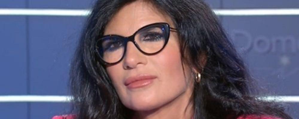 """Domenica In, Pamela Prati: """"Chiedo scusa a Mara e al pubblico. Sono stata plagiata""""."""