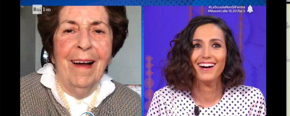 Vieni da me, la suocera di Caterina Balivo non si trattiene: 'Hai intervistato anche quelli che ti rifilavano'