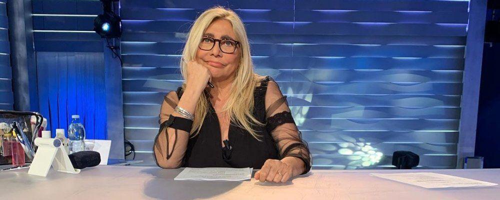 """Mara Venier: """"Felice di riportare l'attualità a Domenica In"""""""