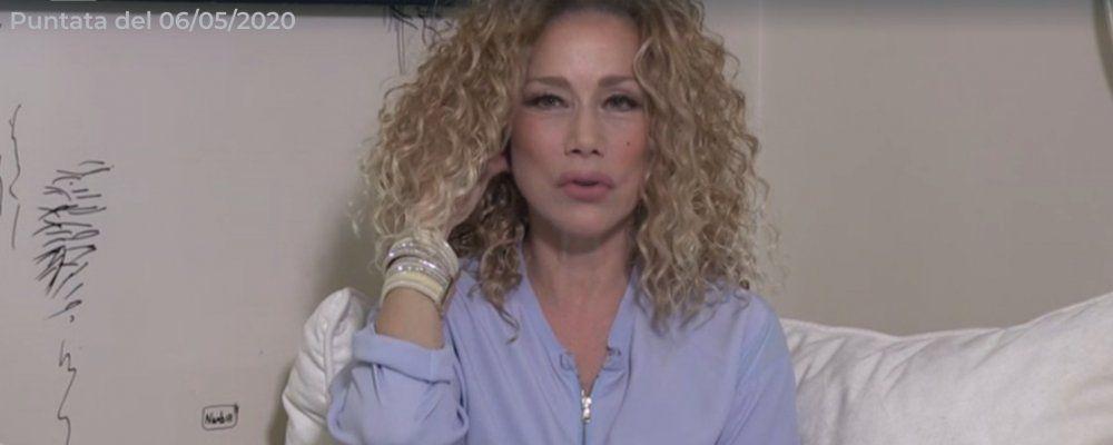 Vieni da me, Nancy Brilli: 'I mariti non sono dei posacenere che si rubano dal comodino'