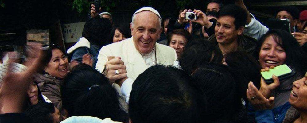 Papa Francesco: un uomo di parola, il documentario di Wim Wenders su Prime Video