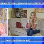 Pomeriggio 5, Valeria Marini e il collegamento imprevisto: 'Mia mamma ha avuto un trauma cranico'