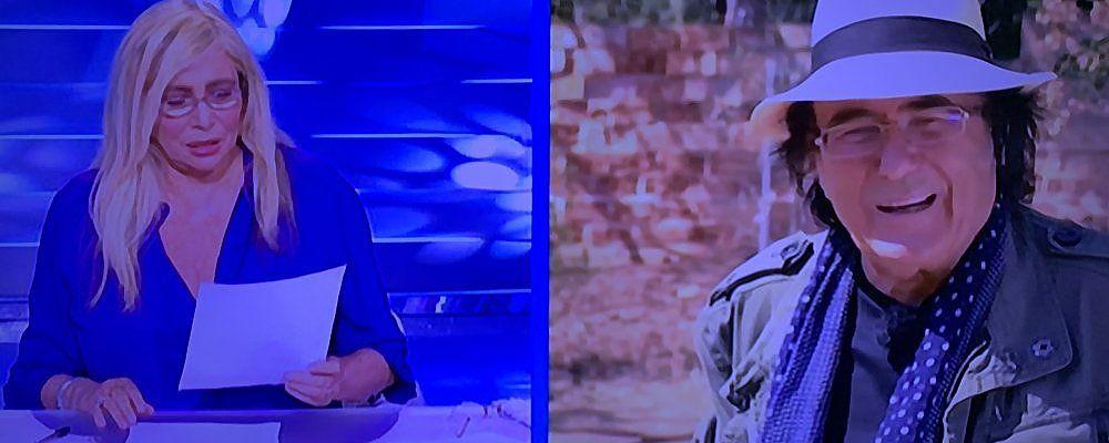 Al Bano furioso con Romina Power: 'Era una cosa privata non doveva cercare di leggerla in tv'