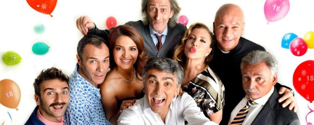 Una festa esagerata, trailer trama e cast della commedia di Vincenzo Salemme