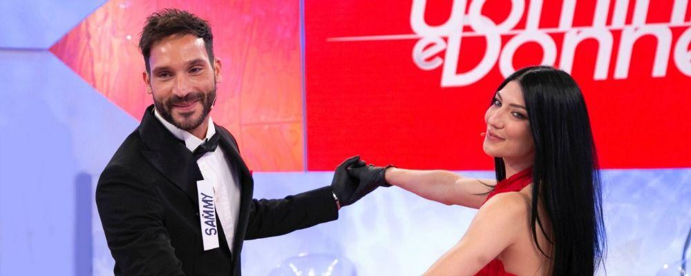 Giovanna Abate e Sammy Hassan, prima foto di coppia dopo la scelta a Uomini e Donne