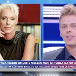 Killian Nielsen: 'Mia madre Brigitte mi ha bloccato su Whatsapp'
