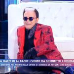 Live, Cristiano Malgioglio cade in diretta: VIDEO
