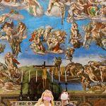 """Fedez e Chiara Ferragni nella Cappella Sistina: """"Polemica inutile, chiunque può farlo"""""""