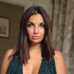 Elettra Lamborghini e la prova dell'abito da sposa con Enzo Miccio: 'Sembri una bomboniera'