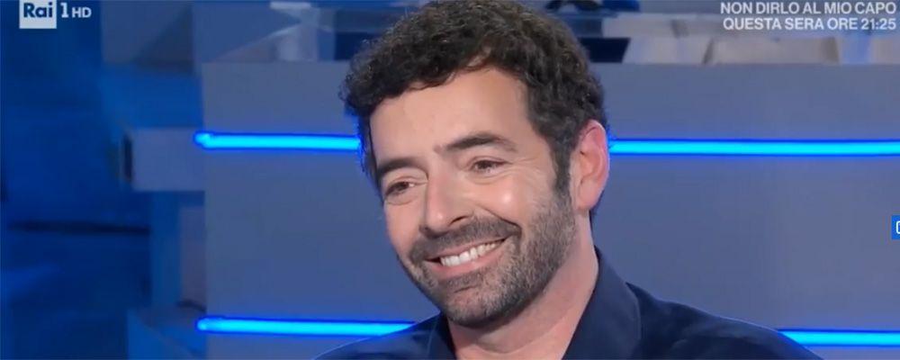 Domenica In, Mara Venier ringrazia Alberto Matano: 'Quella sera sei stato un fratello'