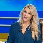 Michelle Hunziker smentisce Bianca Guaccero sul quarto figlio