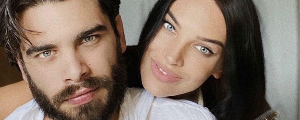 Stefano Sala e Dasha Dereviankina genitori: è nato Damian