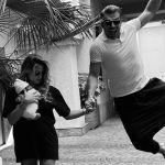 Luca Argentero, Cristina Marino e Nina Speranza: il primo ritratto di famiglia