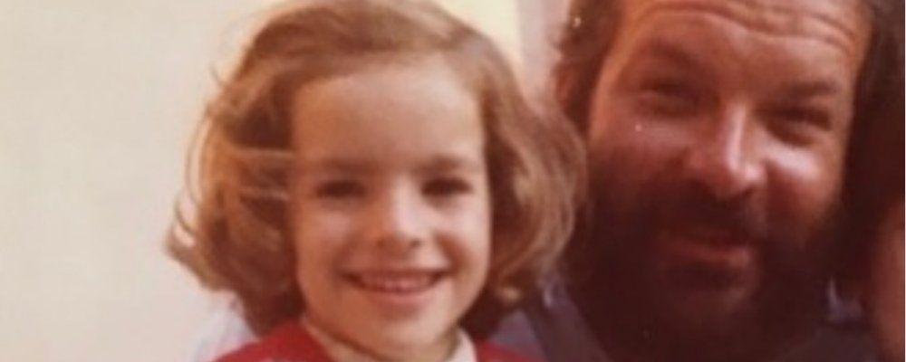 Cristiana Pedersoli e il messaggio del papà Bud Spencer dopo la scomparsa