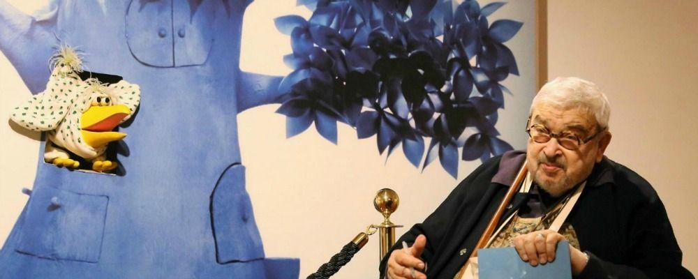 Addio Tinin Mantegazza, morto il papà di Dodò de L'albero azzurro