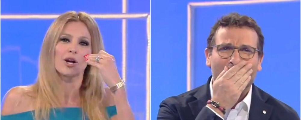 Adriana Volpe, gaffe con Alessio Viola: 'Ci sei ricascata come con Magalli'