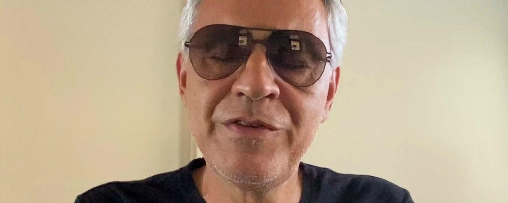 Andrea Bocelli, il tenore e le frasi sul Covid: 'Chiedo scusa se ho generato sofferenza'