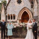 Nozze segrete per la principessa Beatrice e Edoardo Mapelli Mozzi, con l'abito e la tiara di nonna Elisabetta