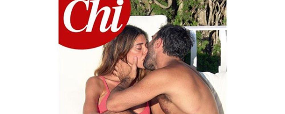 Belen Rodriguez bacia Gianmaria Antinolfi: chi è la sua nuova fiamma