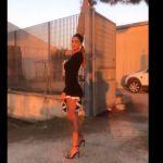 Belen Rodriguez fa il verso a Stefano De Martino: 'Quando mi innamorerò'