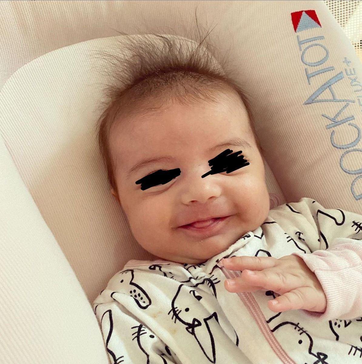 Clio Make Up, la foto della figlia Joy conquista i fan: 'La