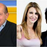 Giancarlo Magalli, Marcello Cirillo e Adriana Volpe: è scontro sul ricordo della madre