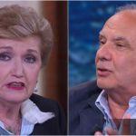 Mara Maionchi durissima con il marito Alberto Salerno: 'Ma cosa ca**o dici?'