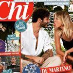 Alessia Marcuzzi e Stefano De Martino: riemergono gli scatti hot dal backstage