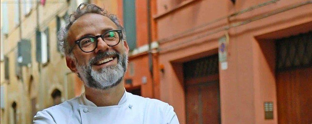 """Massimo Bottura: """"La mia prima recensione diceva non merita proprio"""""""