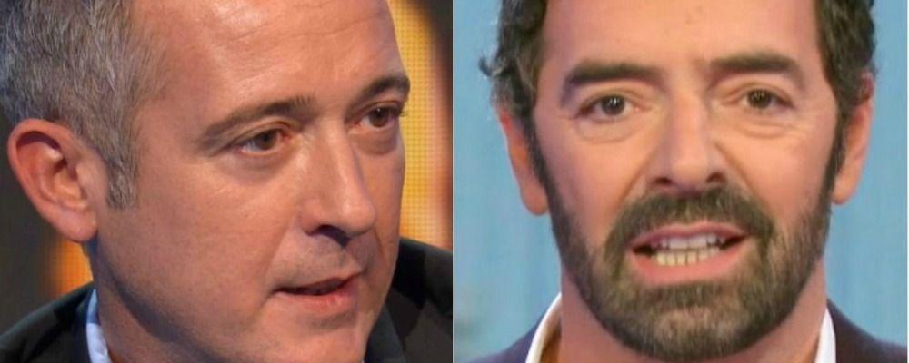 Pierluigi Diaco: 'Alberto Matano è stato sleale con Lorella Cuccarini e gliel'ho detto'