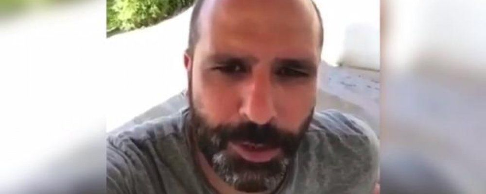 """Checco Zalone tifoso del Bari: """"Se va in Serie A lo compro..."""""""