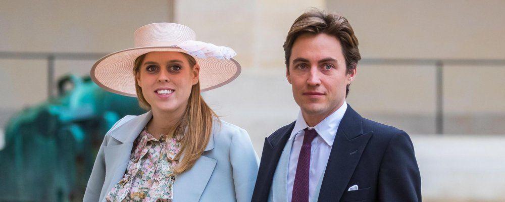 Beatrice di York in luna di miele ad Amalfi: la Regina Elisabetta censura le foto