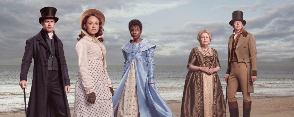 LaF, i palinsesti autunnali: in arrivo la serie tv Sanditon tratto dal romanzo di Jane Austen