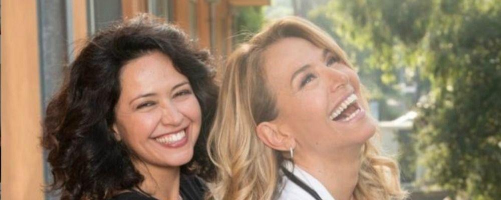Barbara D'Urso diventa zia, la sorella Eleonora è incinta