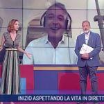 Pierluigi Diaco a La vita in diretta: 'Possibile sia l'ultima occasione di rivolgermi al pubblico'