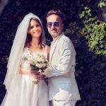Francesco Facchinetti va a nozze: 'Ho sposato Wilma per la seconda volta'