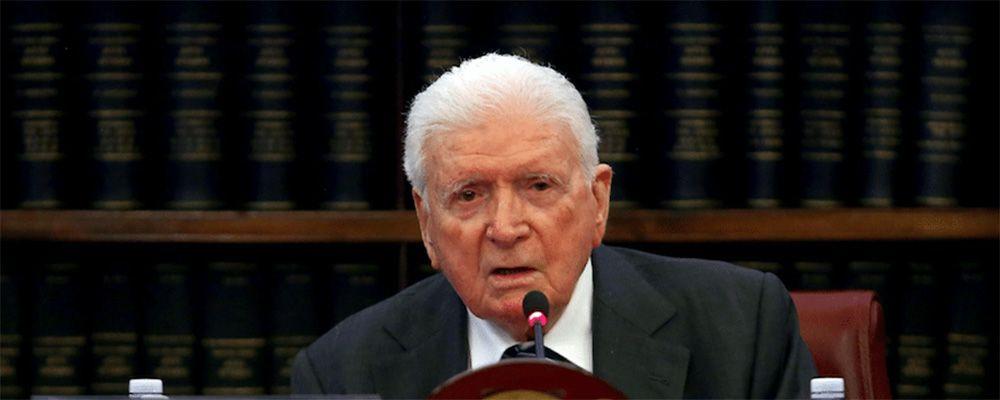 Addio a Sergio Zavoli, il giornalista che rivoluzionò l'informazione televisiva. L'intervista per i suoi 90 anni