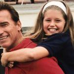 Arnold Schwarzenegger è diventato nonno per la prima volta: è nata Lyla Maria Pratt