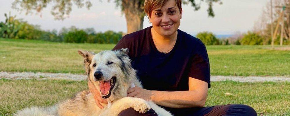 È morto Nuvola, addio al cane di Benedetta Rossi: 'Ho visto Marco piangere per la prima volta'