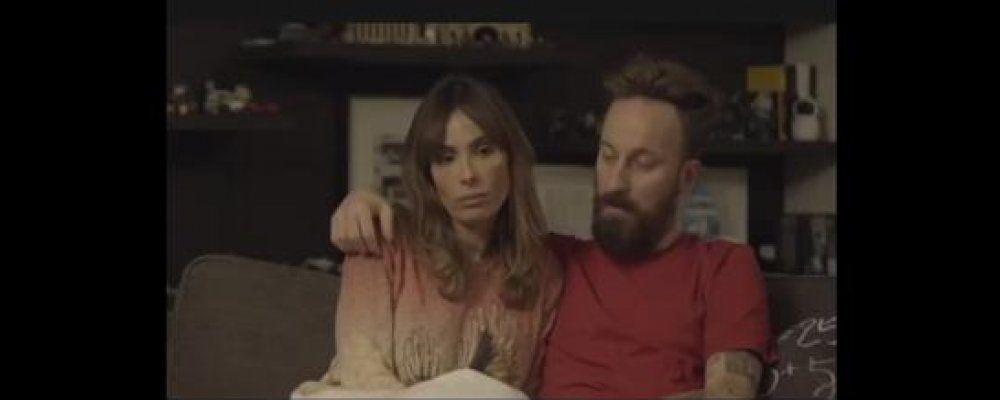 Francesco Facchinetti e famiglia rinchiusi armati nella panic room di casa