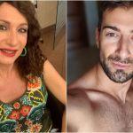 Vladimir Luxuria, esplode la passione con Gennaro Siciliano di Amici