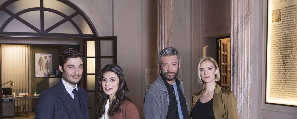 L'Allieva 3, anticipazioni seconda puntata: arriva il fratello di Claudio