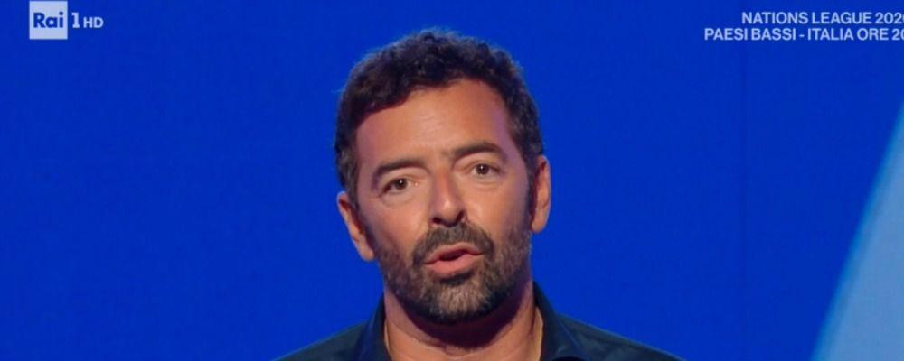 Alberto Matano torna a La vita in diretta: 'Abbiamo paura'