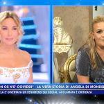 Live, Angela Chianello di Mondello non è in studio: 'Ho un problema con la giustizia'