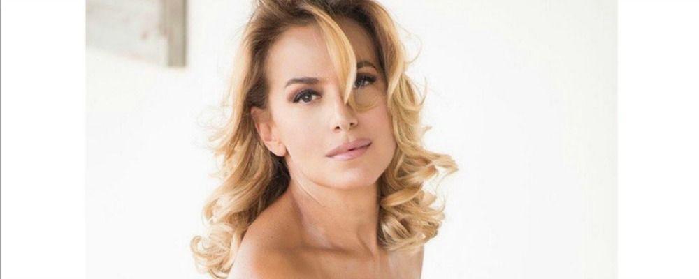 Barbara d'Urso, topless su Rai1: 'I miei seni al vento, a Mediaset non lo avremmo fatto'